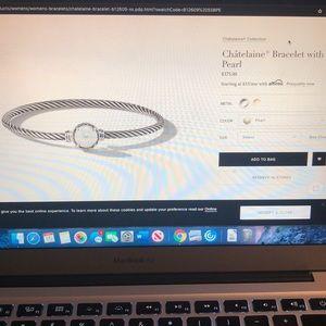 David Yurman Chatelaine Bracelet